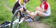 מדריך לטיפול בפציעות במהלך רכיבה