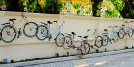 פתרונות אחסון אופניים